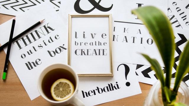 live, breathe, create